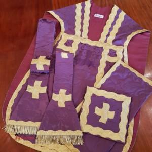Violet Low Mass set